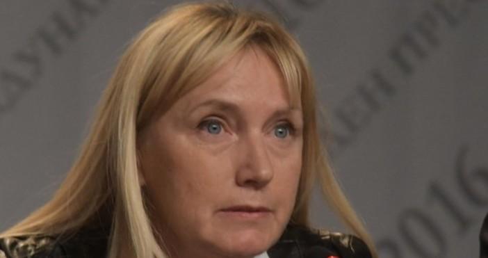 Снимка: Йончева: Пред ЕС правителството на Борисов има лице на корупцията