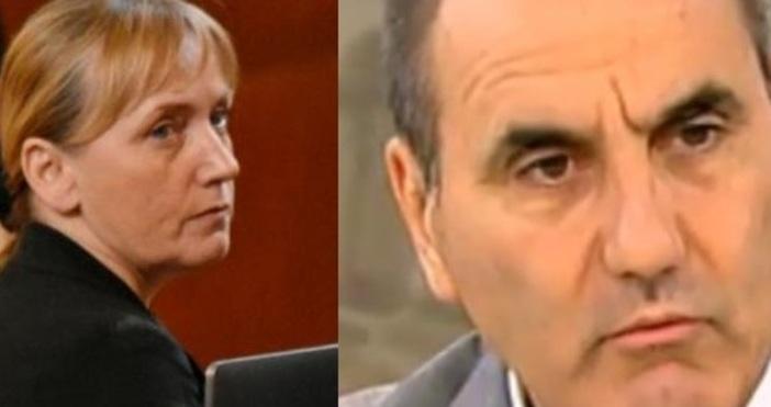 Снимка: Елена Йончева: Пред Европа правителството на Борисов има своето лице на корупцията - Цветан Цветанов