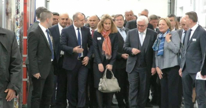 Източник и снимки: БлицМоделът на българо-германско икономическо сътрудничество е успешен