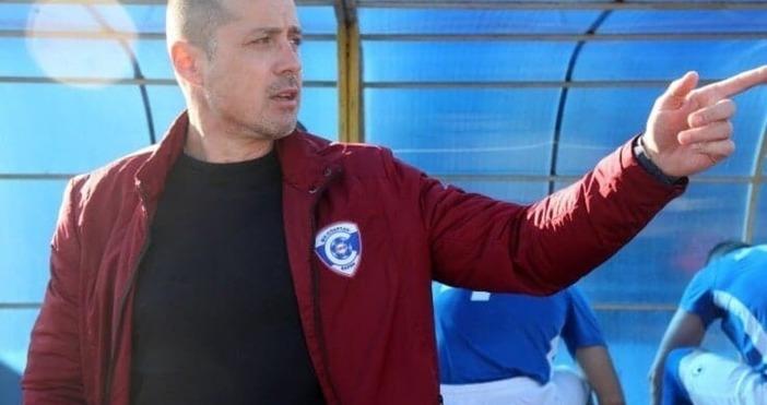 Треньорът на Спартак Енгибар Енгибаров изрази задоволство от играта на