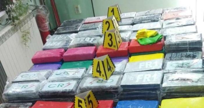 Снимка: МВР предупреждава: В морето край Шабла може да има още кокаин, внимавайте!