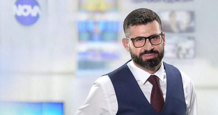 """Водещият на """"Плюс-Минус. Коментарът след новините"""" Кузман Илиев стана баща,"""