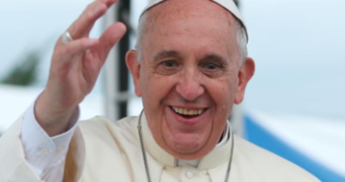 Снимка УикипедияМонахинище приготвят храната за папа Францискпо време напосещението му
