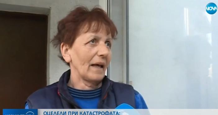 Снимка: Оцелелите след катастрофата край Своге: Колкото и обвиняеми да има, няма да върнат хората