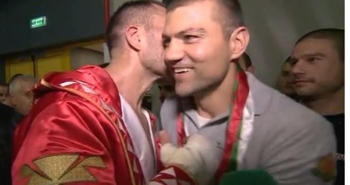 Един от най-добрите ни боксьори Тервел Пулев ще става доктор.