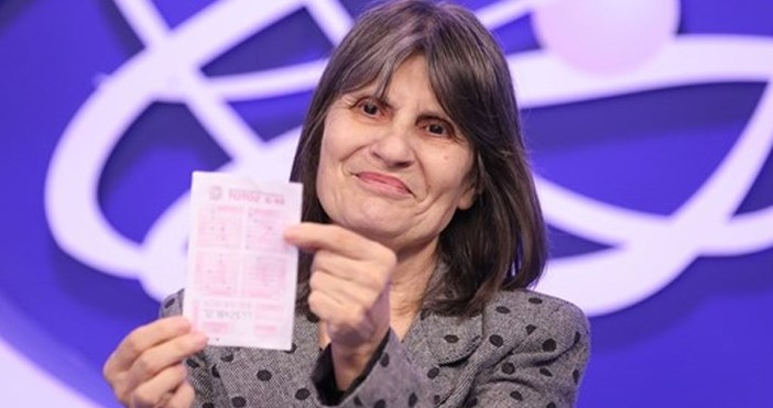 Соня Върбанова е 101-ият тото милионер на България.Тя спечели 3