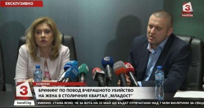 Задържаният рано днес жп гара Горна Оряховица предполагаем убиец на
