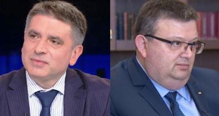 Снимка: Правосъдният министър Данаил Кирилов поиска по-дълъг мандат за главния прокурор