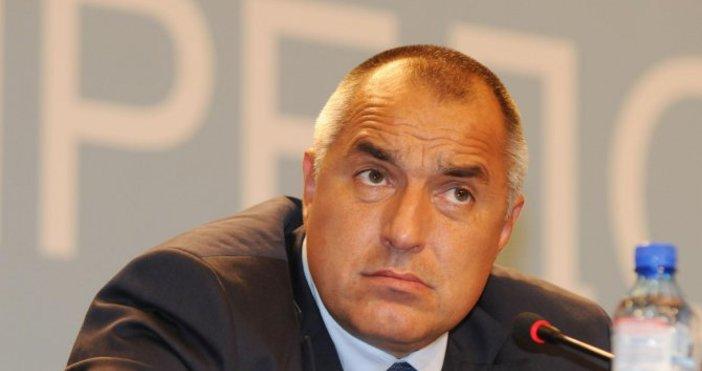 Снимка: Борисов: Няма да се сравняваме с чеверме социалистите! Презглава бягаха да се спасяват
