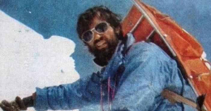 На тази дата роденият през 1943 г. легендарен български алпинист