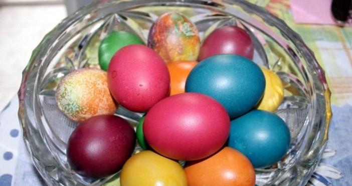 По около 30 млн. яйца се консумират средно по великденските