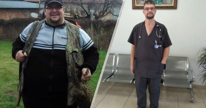 Какво е да тежиш 280 килограма и за две години