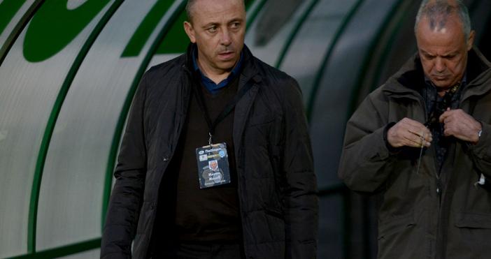 Треньорът на Черно море Илиан Илиев говори DIEMA SPORT след