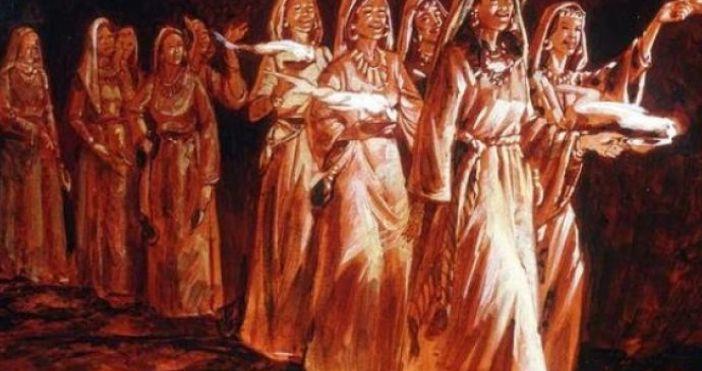 Страстната седмица за православните християни. Наречена още