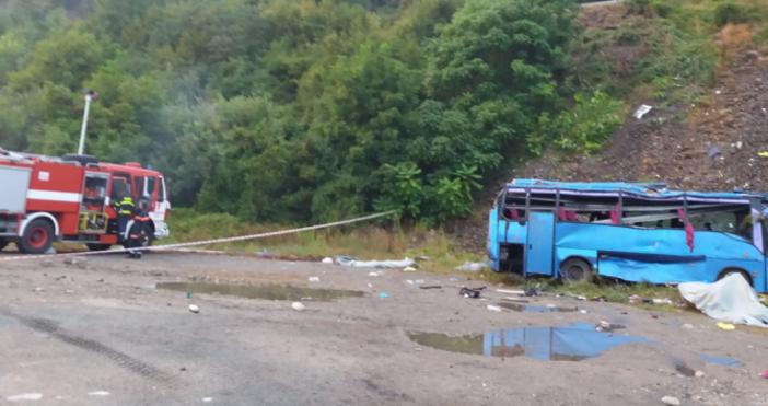 Снимка: БулфотоСъпруга на бивш регионален министър сред обвинените за катастрофата