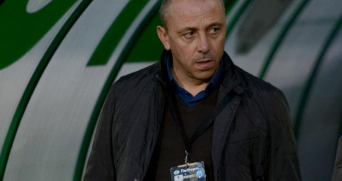 Треньорът на Черно море Илиан Илиев даде ексклузивно интервю за