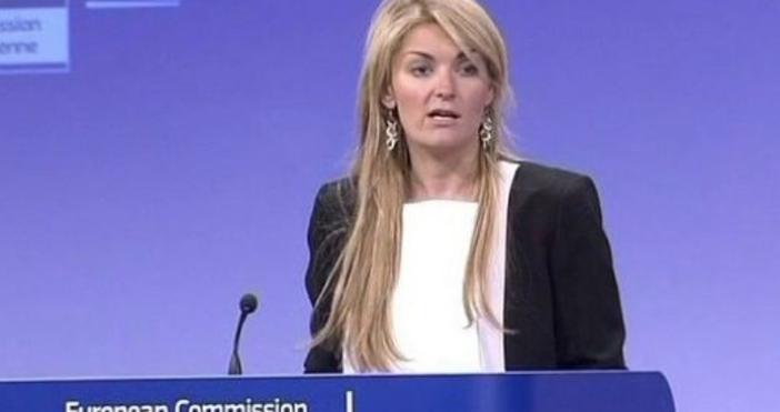Говорителят на Европейската комисия Мина Андреева заяви, че Комисията наблюдава