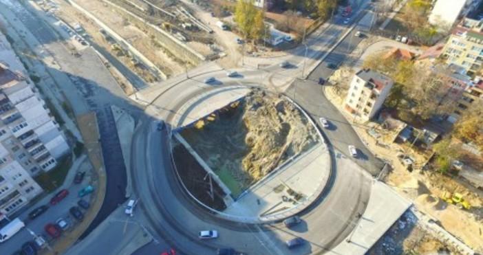 Снимка: Камарата на архитектите в България: Изграждането на бул. Левски - пример за проблемите на обществените поръчки