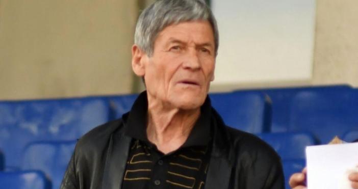 Снимка: Пловдив Прес: Чико Дерменджиев изпадна в кома