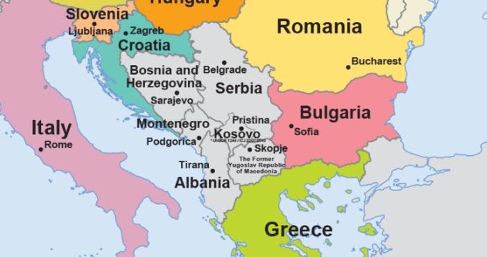 Снимка: България е съсед на три от най-нещастните икономики в света