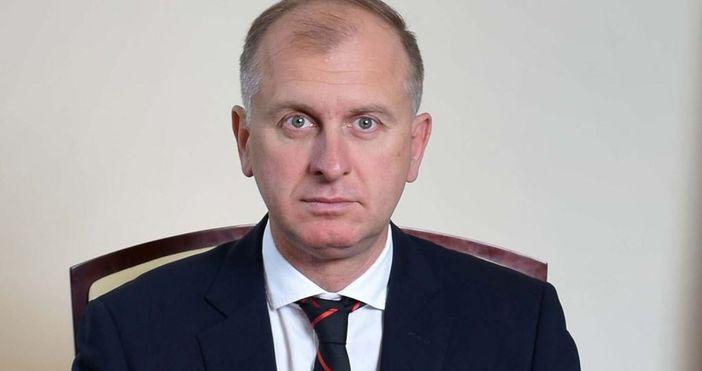 Снимка: ВСС подкрепи за втори мандат Марин Маринов като председател на Варненски окръжен съд