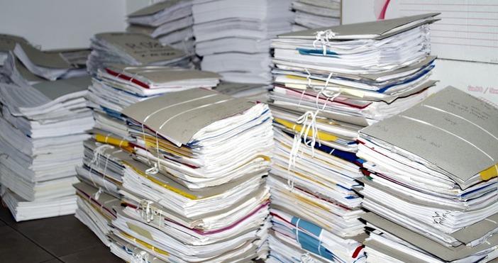 Изпълнителните листове, обезпечителните заповеди и постановленията за възлагане ще се