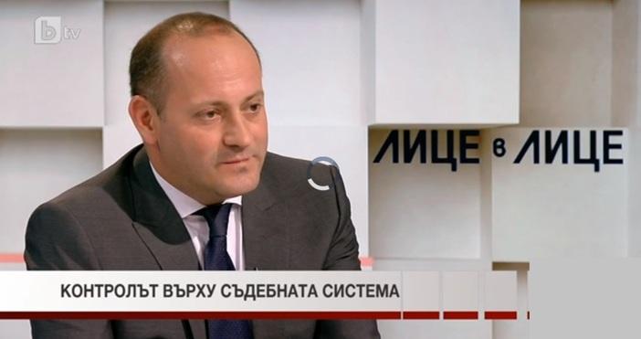 Водачът на листата на Демократична България Радан Кънев гостува в