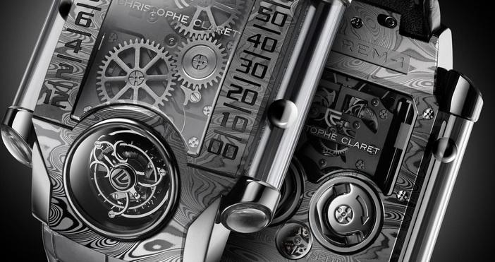 Когато часовникарите разгърнат творческото си мислене, времето може да бъде