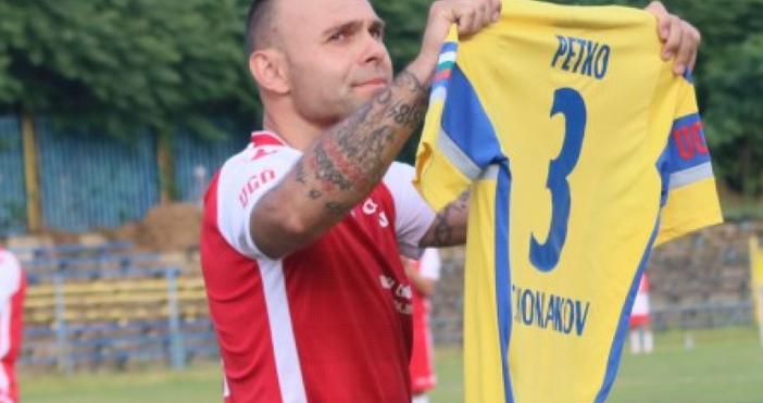 Снимка: БлицЛегендарният халф на ЦСКА Красимир Чомаков, който от години