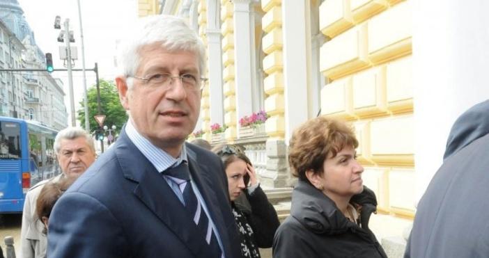 Снимка: БулфотоСпециализираната прокуратура предаде на съдРумен Овчаров, Пламен Стефанов- бивш