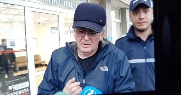 24chasa.bgСъдът го пусна да пътува и в чужбина, Цацаров лично