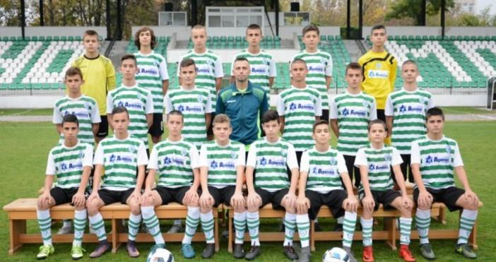 Загуба с 0:4 записаха 15-годишните футболисти на Черно море при