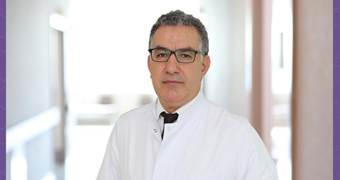 Проф. д-р Азис Сюмер, хирург с международно признание и един