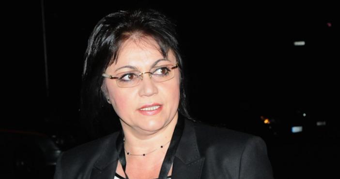 Лидерът на БСП Корнелия Нинова смята, че подалият оставка земеделски