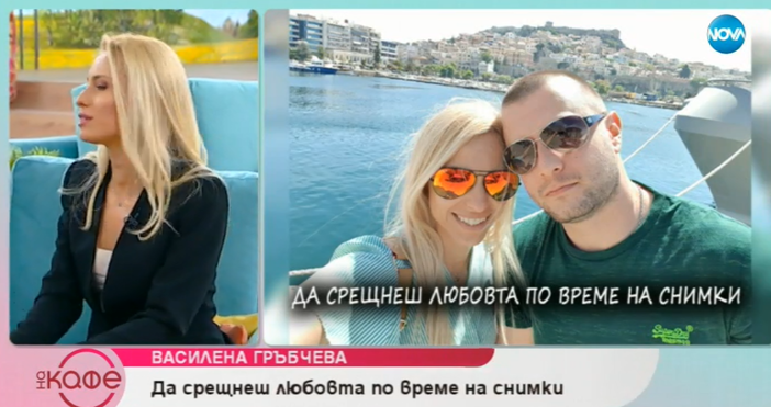 Кадър: Нова ТвМис Телевизионен чар Василена Гръбчева заби нож в