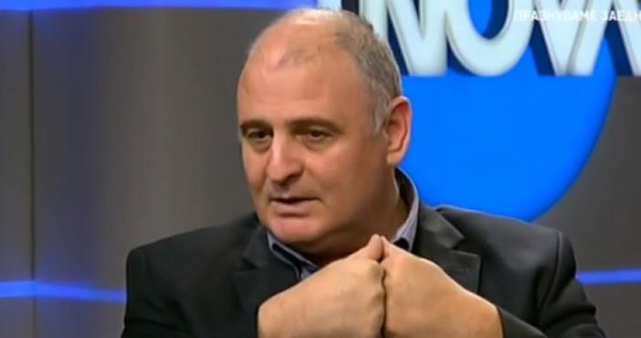 Експертът по национална сигурност проф. Николай Радулов, който е бивш