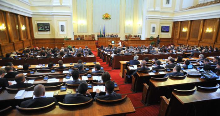 Снимка: БулфотоНародното събрание прие на второ четене промени в Закона