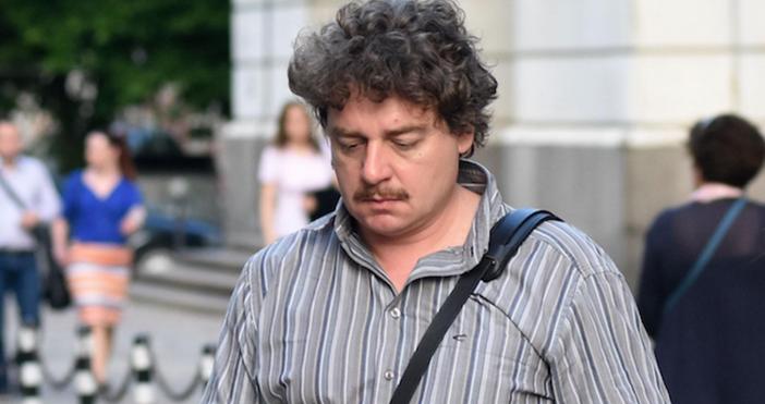 Екстравагантният режисьор и актьор Камен Донев реши да пресъздаде еуфорията