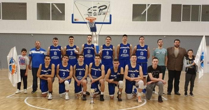 Баскетболистите на Черно море Тича се класираха за полуфиналите на