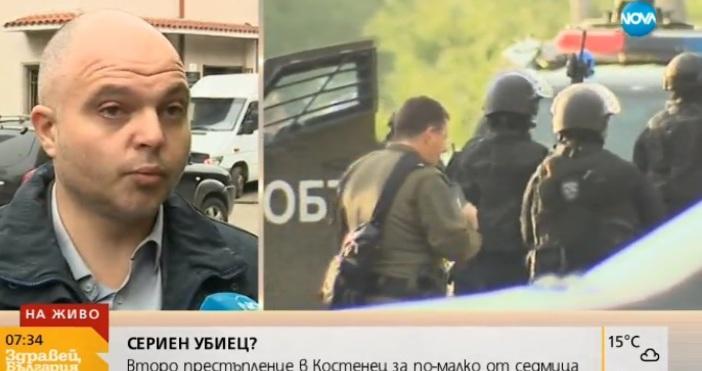 Напълно възможно е застреляният Валентин Петров да е бил евентуален