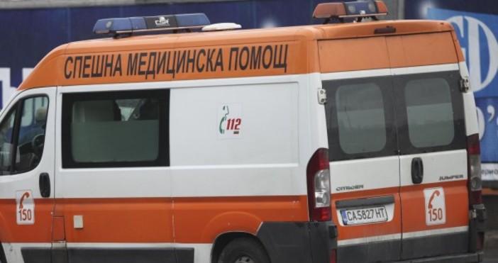 Инцидентът е станал тази сутринДвама мъже са загинали, падайки в