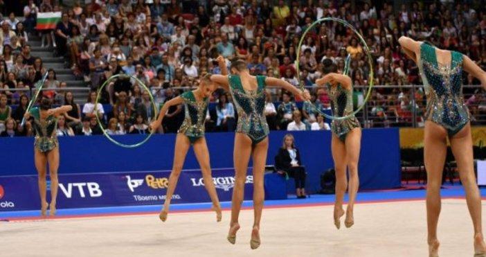 БНРБългария е на трето място във временното класиране за отборната