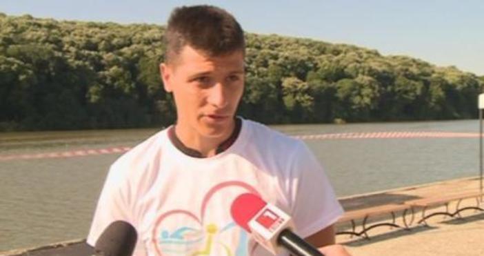Целта на Теодор Цветков е благотворителна - да събере средства