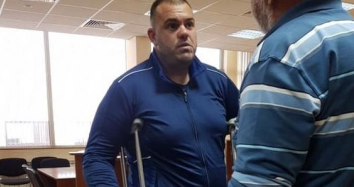 Снимка:TrafficNewsБорислав Писачев, който причини тежката катастрофа край Пловдив, в която