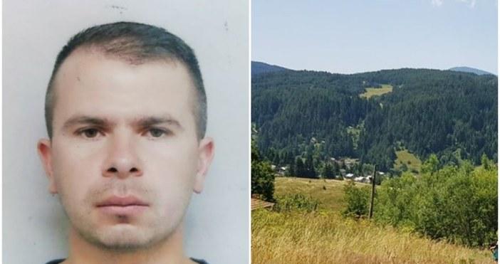 Пловдивчанинът Атанас Терзиев е изчезнал в събота в Родопите. 47-годишният