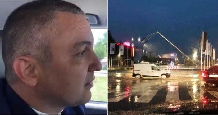 Каква беше личната реакция на кмета на Варна Иван Портних