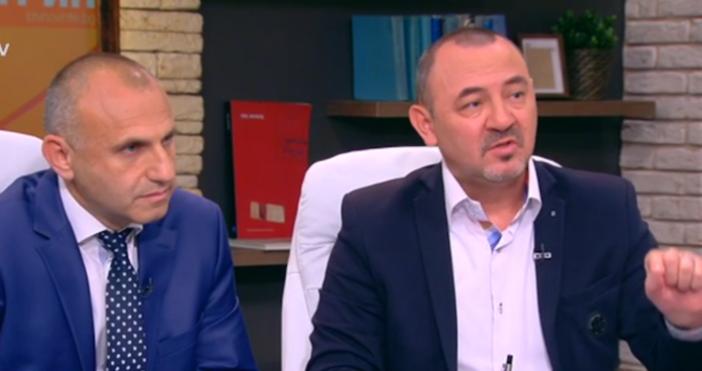 Кадър: БТВСкандал се разрази в ефира на БТВ заради обидно