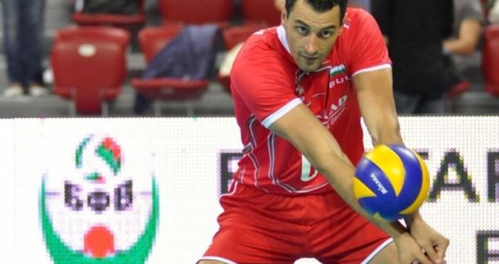 Българският волейболист Матей Казийски отново заяви, че идеята за националния