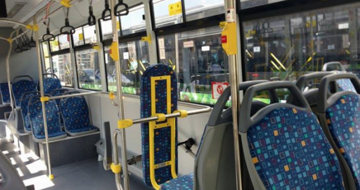 Снимка: БулфотоАвтобусите по линия 22 и 41 на Градския транспорт