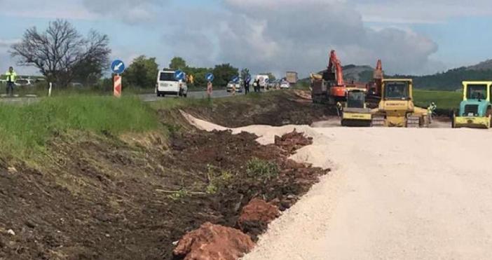 Снимка: Правителствена информационна службаСлед инспекцията на магистрала